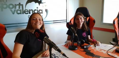Entrevista Radio Esport - 1