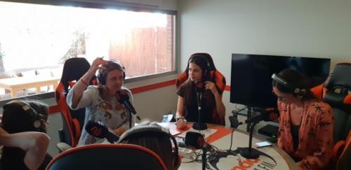 Entrevista Radio Esport - 3