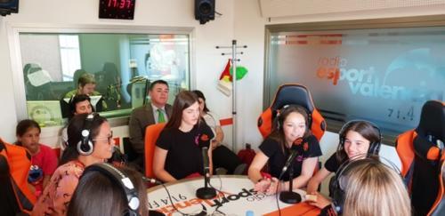 Entrevista Radio Esport - 5